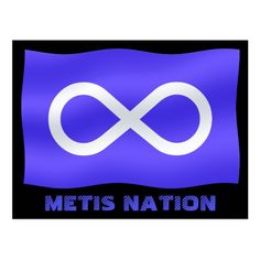 Metis People Flag and/or Symbol | Native canadian, Native ...