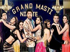 Grand Masti's music is promising!