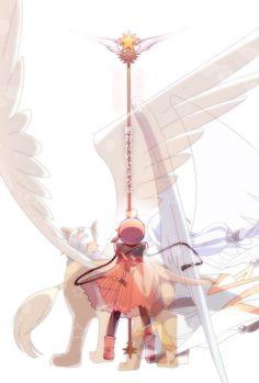 Cardcaptor Sakura | CLAMP | Madhouse / Kinomoto Sakura, Keroberos (Kero-chan)…