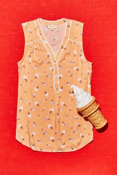 Summertime and time again: this retro collection takes its inspiration from sunny days gone by!