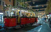 Caffè Letterari: Christkndlbahn: tram d'epoca lungo i mercatini di ...