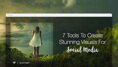 The internet has gone visual. Use these free awesome tools to become an instant…