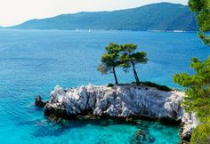 Kastani Beach, Skopelos Island, Greece