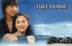 Full House / 풀하우스 (2004) K-drama <3 : This drama attempts to answer the question of whether two people - a famous actor and an ordinary woman - can learn to love each other in a marriage agreed upon only on paper... http://www.hancinema.net/korean_movie_Full_House.php