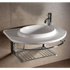 Small space sink