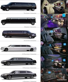 Its All About Limousines - Interiors And More