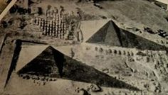 the great pyramid of giza eight sides - Google Search