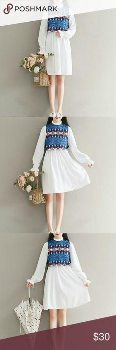 Maxi & Vest Match Brand new.   Sizes: M/L/XL  Vest: 45/46/47cm length, 30/31/32cm Shoulder, 50/51/52cm Waist  Dress: 90/91/92cm Length, 94/98/102cm Bust, 36/37/38cm Shoulder, 64/65/66cm Sleeve Dresses Maxi