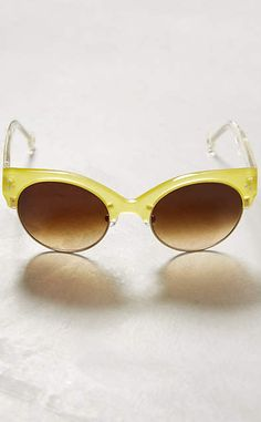 f92edb01f3 Anthropologie - ett twa ett  twa Jetlene Sunglasses Holly One Size Eyewear