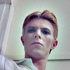 Thomas Newton (David Bowie).