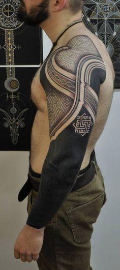 tattoo by Stefan Halbwachs