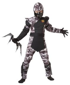 California Costumes Arctic Forces Ninja Child Costume, Me... http://www.amazon.com/dp/B007O3SOHM/ref=cm_sw_r_pi_dp_EDtixb1NJBJYA