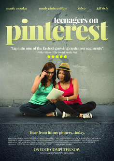 What to get some insight on teenager's Pinterest habits? These girls' answers on how they use Pinterest may surprise you! | www.ManlyPinterestTips.com