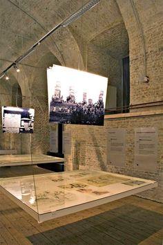 "Exhibition ""Bogdan Bogdanovic"", AZW Vienna | Culture | Projects | BWM Architekten"