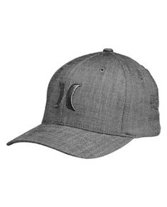 HURLEY - ONE AND TEXTURES FLEXFIT HAT