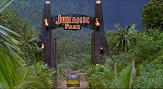 """Jurassic Park,"" Kauai, Hawaii ""Jurassic Park"" locations abound on this Hawaiian island, with many local businesses exploiting the association with the Steven Spielberg movie. However, the most striking exterior shot from the movie might well be that of the Na Pali Coast of Kauai, Hawaii, which doubled for the coast of Isla Nublar in the 1993 summer hit."