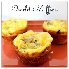 Omelet Muffins