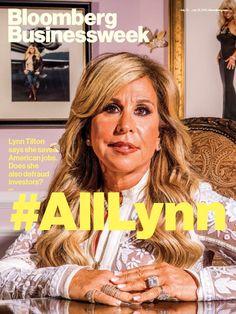 How Lynn Tilton Went From Company Savior to SEC Target - Bloomberg Business Bloomberg Businessweek, Digital Magazine, Boss Lady, Economics, Finance, Investing, Marketing, American, People