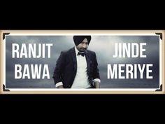 Jinde Meriye - Ranjit Bawa || Official Video || Panj-aab Records || Late...