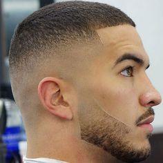Buzz Cut Hair for Men. Fresh Buzz Cut Hair for Men - Polished Short to Long Ideas. Pin On Short Haircuts for Men Buzz Cut Hairstyles, Mens Hairstyles Fade, Cool Hairstyles For Men, Cool Haircuts, Haircuts For Men, Hairstyle Men, Crazy Hairstyles, Modern Haircuts, Medium Hairstyles