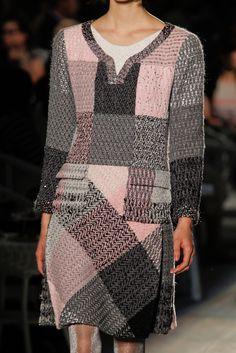 Chanel - Detalle vestido Alta Costura Otoño-Invierno 2012/2013
