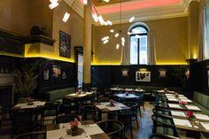 The oak room @ #kuffler #restaurant #munich