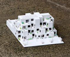 Galeria de Competição Habitação Social de Alvenaria / fala atelier - 9
