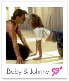 Dirty Dancing #movies #romcom #love #couple #dirtydancing