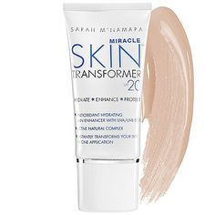 Miracle Skin Transformer Miracle Skin™ Transformer SPF 20 Medium 0.85 oz by Miracle Skin Transformer. $18.00. What it is:A five-in-one formula designed to hydrate, prime, enhance, mattify, and protect your skin in a single step. What it is formulated to do:This multitasking complexion enhancer instantly provides your skin with an antioxidant-rich hydrating base, primed smooth finish, weightless coverage, and SPF 20. The complex is formulated with a rich combination of vita...