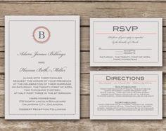 Wedding Invitation Suite-DIY?