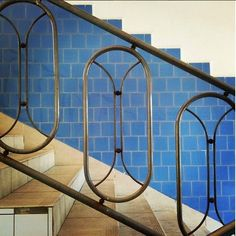 When you wish the #tiles could tell their stories... / image discovered via the very intriguing @ozv.stokker_leopoldne's Insta-stream / #tiletuesday #instadesign #instadecor #archilovers #budapest #baths #staircaserailing #bluetiles #tile #tiled #tiling #tilework #tiledesign #walltile #stairs #staircase #interior #interiors #interiordesign #interiordesigner #idcdesigners #interiordetails #interiorinspiration #blue #tileaddiction #instaarchitecture #architecture by tiletuesday