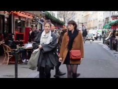 Parisian Chic Winter Staples. The 2 Timeless Items in Every Parisian's Wardrobe. - YouTube