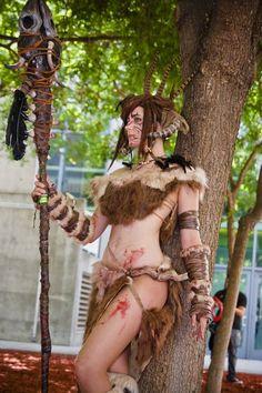 Forsworn (Elder Scrolls: Skyrim) Cosplay