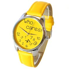 Who Cares! Yellow – 1406206 4b17051619d