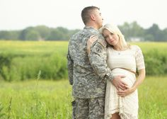 Swept Away Photography-Indianapolis-Maternity Military portrait