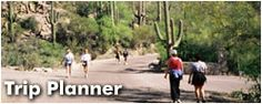 Tucson - Sabino Canyon Trip Planner - Ride the Tram or Walk the Canyon