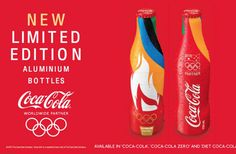 limited-edition aluminum bottle was also rolled out in Australia by Coca-Cola.