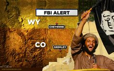 FBI ALERT SAYS MIDDLE EASTERN MUSLIMS INTIMIDATING U.S. MILITARY FAMILIES IN COLORADO AND WYOMING..Then get your Gun's!!!!!