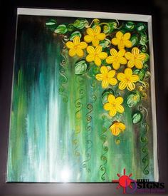 Paper quilling wall hangings