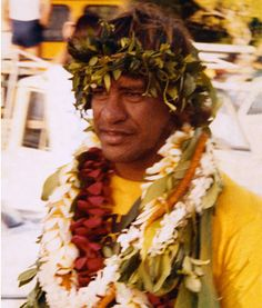 Eddie Aikau: the History of a Legend  LIFEGUARD (ke kia'i ola) In 1967, Eddie became the first lifeguard at Waimea Bay. Clyde joined him in 1969. They worked there together for 10 years up until 1978 when Eddie set out on the voyage of Hokulea. They never lost one person in 10 years - no jet ski, no zodiac, just two brothers with a board and swim fins.