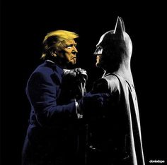 """By substituting threat and insult for actual diplomacy, Trump has descended to Kim Jong Un's level. Best Cartoons Ever, Cool Cartoons, Michael Jordan, Michael Jackson, Dark Knight, Dc Comics, Pop Culture, Pop Art, Che Guevara"