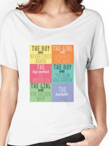 The Mortal Instruments: Descriptions Women's Relaxed Fit T-Shirt