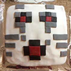Minecraft Ghast Cake Yellowcardigan Minecraft Ghast