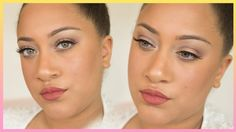Carli Bybel Palette First Impression| Soft make-up