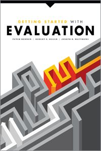 Getting Started with Evaluation  Review at http://cdnbookworm.blogspot.ca/2015/10/getting-started-with-evaluation.html
