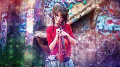 models violins lindsey stirling violinist 1920x1080 wallpaper