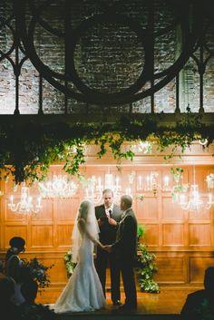 Romantic Los Angeles Wedding from one love photography. - wedding ceremony