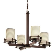 Found it at Wayfair - Limoges™ 4 Light Chandelier