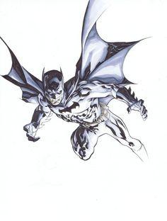 Batman by ~TomRaney on deviantART