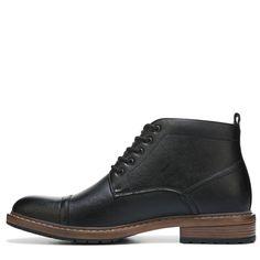Perry Ellis Men's Manning Chukka Boots (Black)